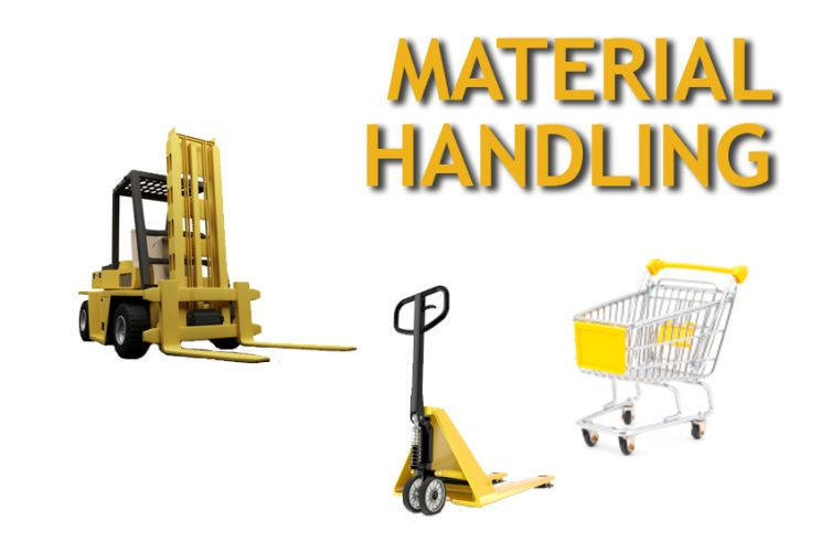 The basic principles of materials handling forkliftmarket for Waste material images