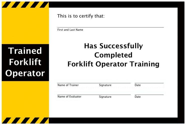 Forklift Licensing Requirements In Australia Forkliftmarket