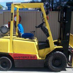 Hyser Forklifts