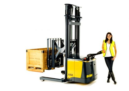 pedestrian operated forklifts