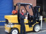 forklift servicing