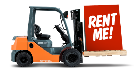 forklift hire for your business