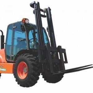 Ausa C300H 4 Forklift
