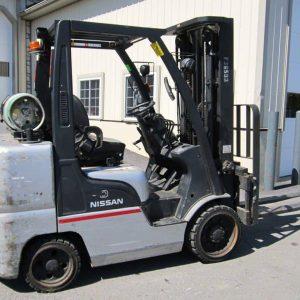 Nissan L01 Forklift