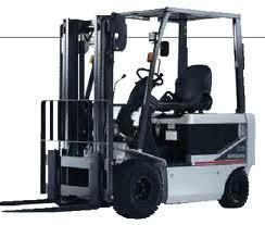 nissan 1b1 Electric forklift